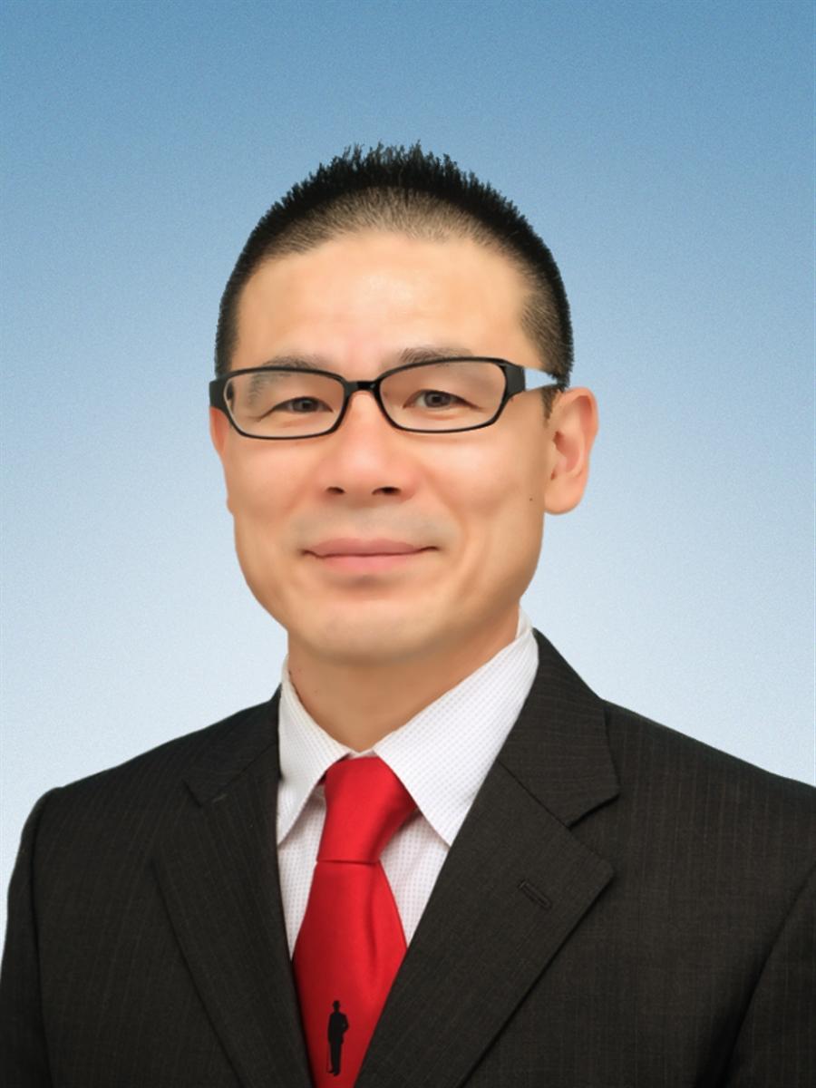 日本視覚障害ヘルスキーパー協会 松坂 英紀 の写真
